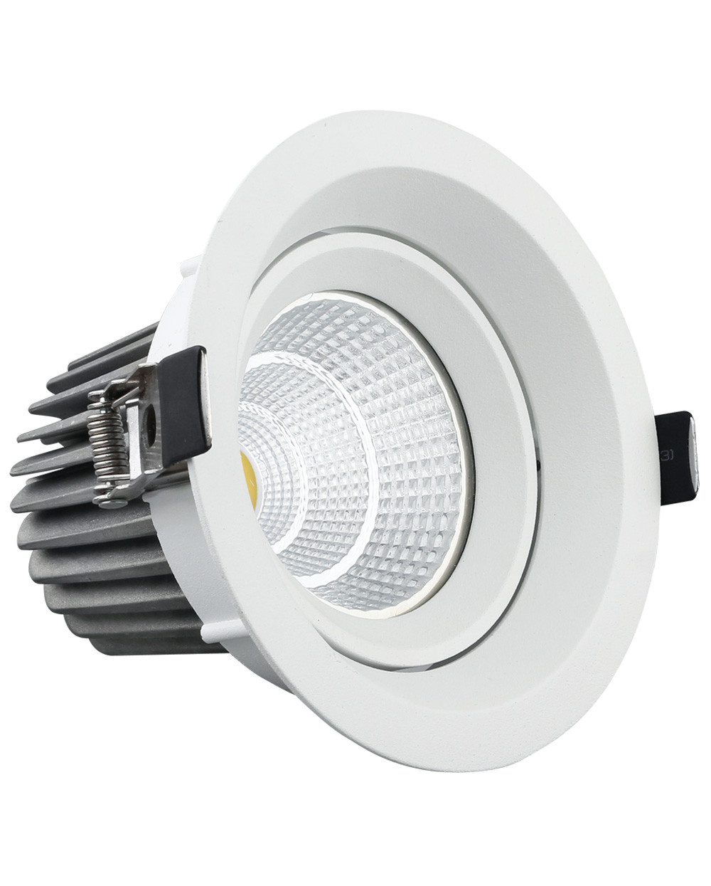 ANGEL-R 9W Oynar Başlı COB Led Downlight - ALOB.186