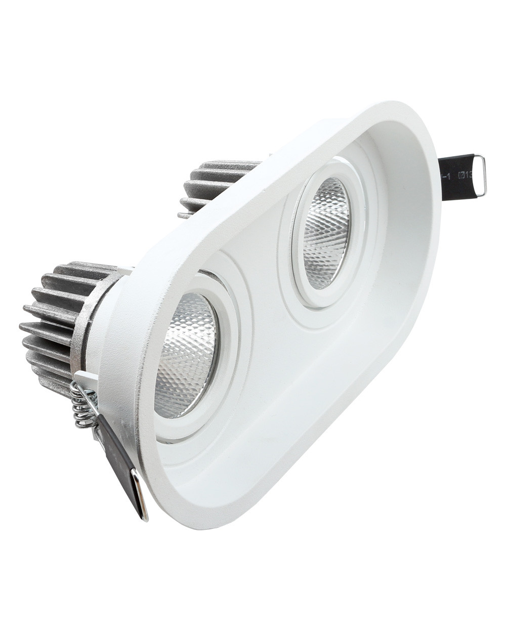 CALYPSO 2 X 9W Oynar Başlı led Downlight - ALC.210-A